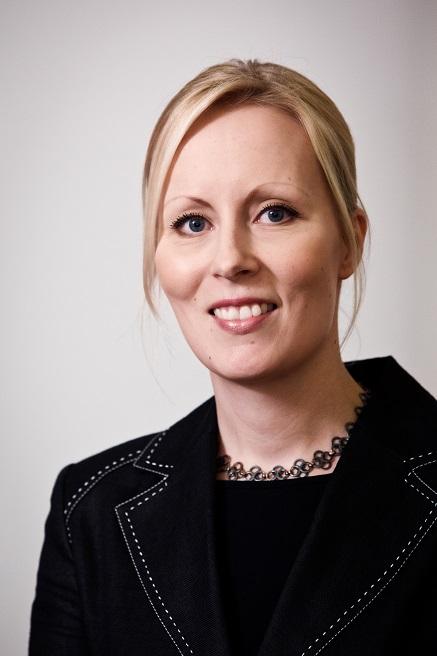 Kuvataidekoulujen liiton liittosihteeri Johanna Pohjolainen.