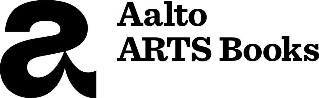 Aalto ARTS Books -kirjakaupan logo.