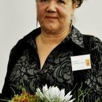 Anita Lallosta vuoden kuvataidekasvattaja