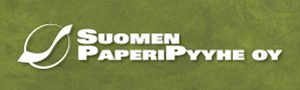 Suomen Paperipyyhe Oy:n logo.