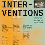 Omia ja toisten polkuja -näyttely InSEA 2018 Interventions -kongressin taideohjelmassa 18.-21.6.2018