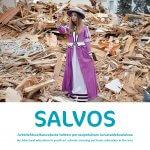 SALVOS - Arkkitehtuurikasvatusta taiteen perusopetuksen kuvataidekouluissa -julkaisu esittelee kuvataidekoulujen arkkitehtuuri- ja ympäristökasvatustyötä