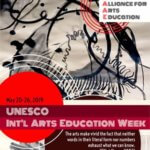 UNESCOn kansainvälinen taidekasvatusviikko 20.-26.5.2019