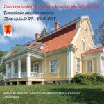 VISUAALISTEN TAITEIDEN KOULUJEN REHTORIPÄIVÄT 29.-30.8.2019 KALLIO-KUNINKALASSA, JÄRVENPÄÄSSÄ