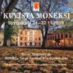 KUVISTA MONEKSI - Suomen lasten ja nuorten kuvataidekoulujen liiton syyspäivät Turussa 21.-22.11.2019