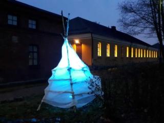 Lappeenrannan kuvataidekoulun Valotipii
