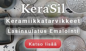 Kerasil Oy:n logo.