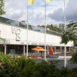 Näyttelykeskus WeeGee Espoossa.
