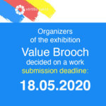 "10th International Children and Youth Art Exhibition ""Value Brooch"""