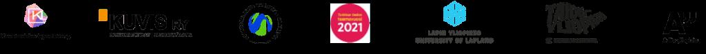 ISO KUVA -hankkeen logot.