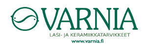 Varnia Oy:n logo.