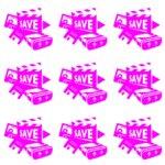 SAVE-mediataidehankkeen markkinointikuva.