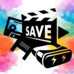 SAVE-mediataidetapahtuman logo.