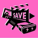 SAVE-mediataidetapahtuman logokuva